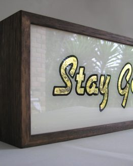 lightbox-gold-leaf-sign-gold-gilded-stay-gold