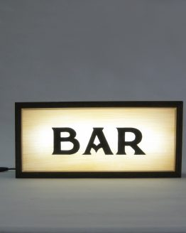 vintage-lightbox-sign-bar