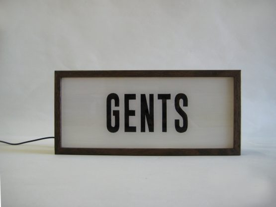 gents-toilet-sign-hand-painted-lightbox